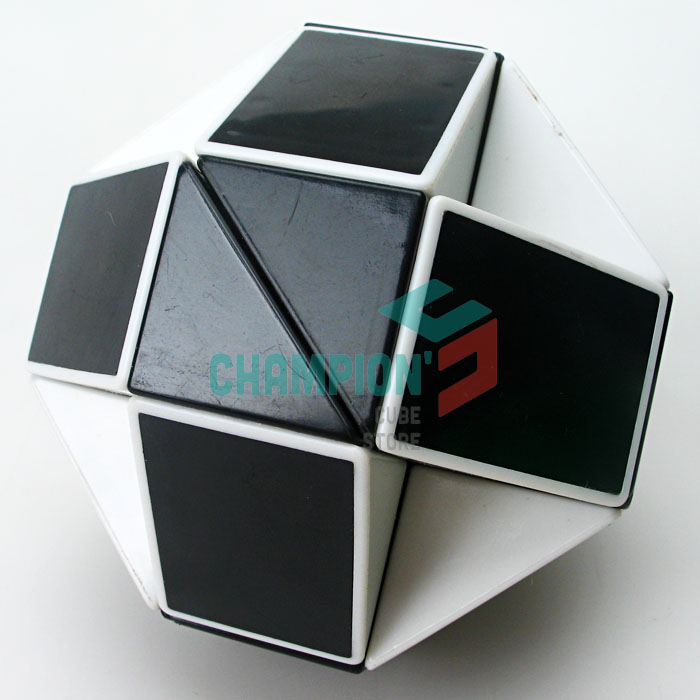 Shengshou Twist Puzzle Black and White