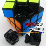 Moyu Weilong Black Mechanism