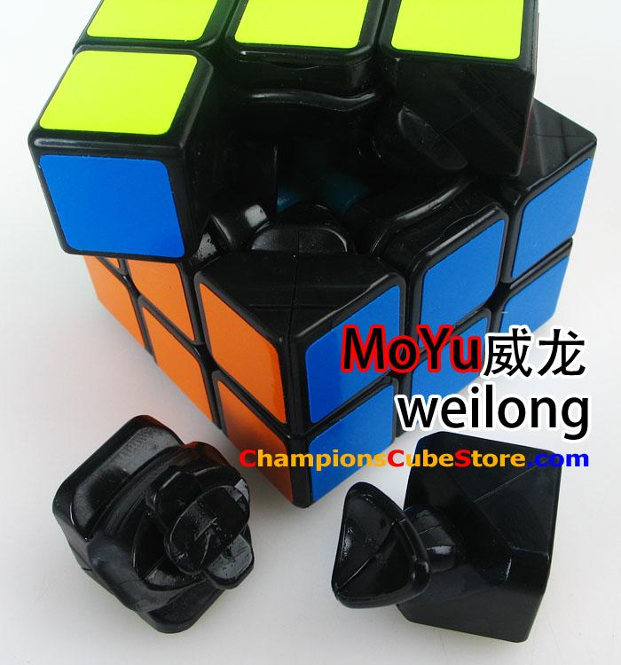 Moyu Weilong Black Mechanism
