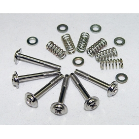Screws&Springs for DaYan\'s 3x3 cubes