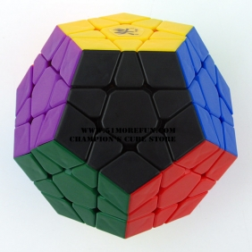 DaYan Megaminx I stickerless version black