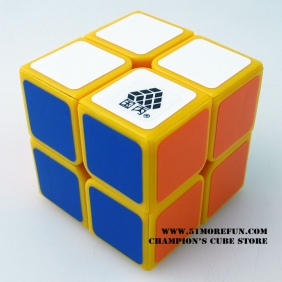 Type C WitTwo II 2x2x2 yellow