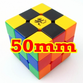 DaYan 50mm Zhanchi stickerless version black
