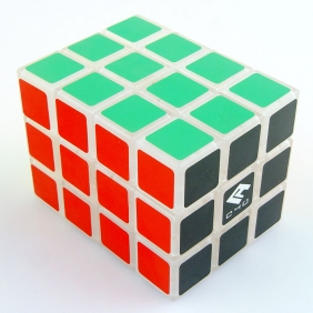 C4U Full-Functional 3x3x4 transparent