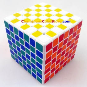 Shengshou mini 7x7 white