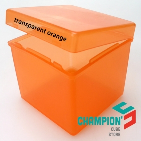 Z pp-box transparent orange