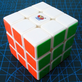 YJ Sulong 3x3 white