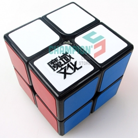 MoYu 2x2x2 Lingpo black for speed solving