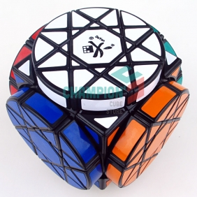 DaYan puzzle Wheels of Wisdom black