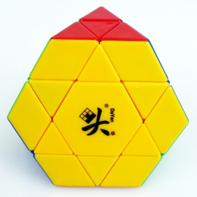DaYan Gem Cube VIII stickerless