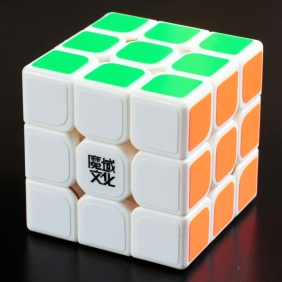 MoYu 3x3x3 Hualong white