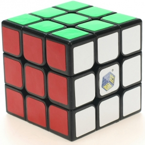 YuXin fire-kylin 5.6cm 3x3x3 cube black with pp-box