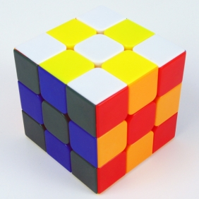 Shengshou Rainbow 3x3 stickerless