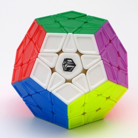 QiYi Galaxy Megaminx stickerless ( sculpture )
