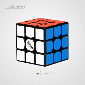 QiYi New Thunderclap 3x3x3 Black
