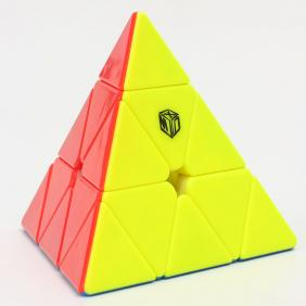 QiYi Magnetic Pyraminx X-Man Design Stickerless