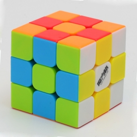 QiYi Warrior 3x3x3 stickerless