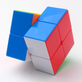 ShengShou Rainbow 2x2x2 stickerless