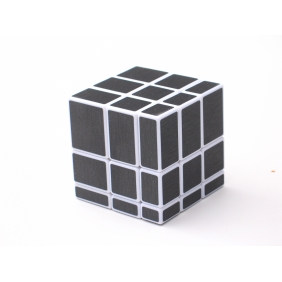 Shengshou 3x3 mirror cube with gray stickers