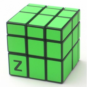 Z-Cube 3x3x3 Mirror cube with cloth sticker