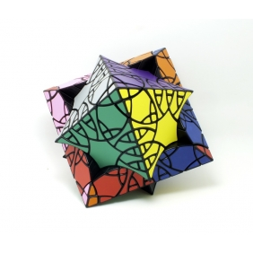 VerryPuzzle Clover Octahedron Fragmentation