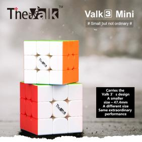 Qiyi Valk 3 Mini cube stickerless