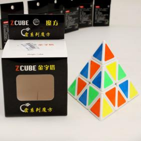 Z-Cube cloud 3-layer cylinder