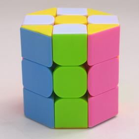 Z-Cube Octagonal 3-layer Cylinder