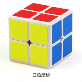 ShengShou 2x2x2 Legend with matt stickers