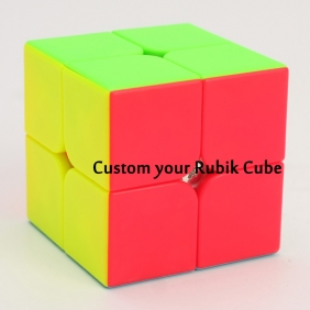 Rubik\'s Cube 2x2 Customization