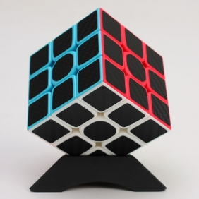 Z-Cube 3x3x3 with carbon-fibre stickers