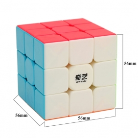 QiYi Warrior W 3x3 Stickerless Magic Cube