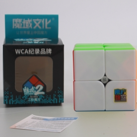 Cubing Classroom Meilong 2x2x2 Magic Cube