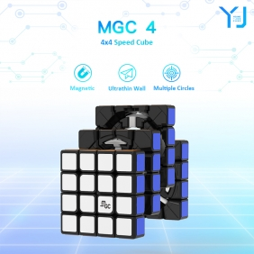 YJ MGC4 4x4 Magnetic Speed Cube