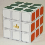 MF8 legend cube 3x3x3 white