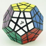 MF8 Megaminx(v2) black