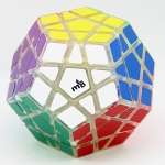 MF8 Megaminx(v2) transparent