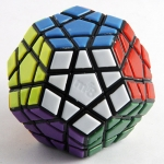 MF8 Tiled Megaminx(v2) black