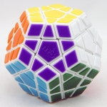 MF8 Tiled Megaminx(v2) white