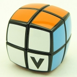 V-Cube pillowed 2x2x2 black