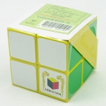 Edison Cube 2x2x2 yellow