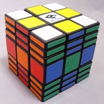 C4U Full-Functional 3x3x7 black