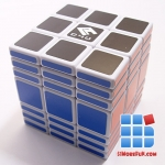 C4U Full-Functional 3x3x7 white
