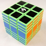 C4U Full-Functional 3x3x7 green