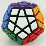 QJ Tiled Megaminx(v2) black