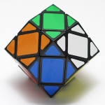 Lanlan 3x3 Dodecahedron(Diamond) black