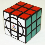 WitEden Super 3x3x3 black
