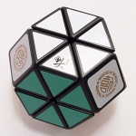 DaYan Jewel Cube black