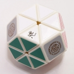 DaYan Jewel Cube white