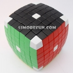 X-Cube 7x7x7 stickerless version